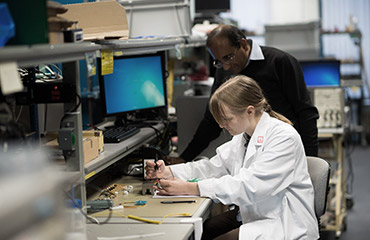 research development, defence technology